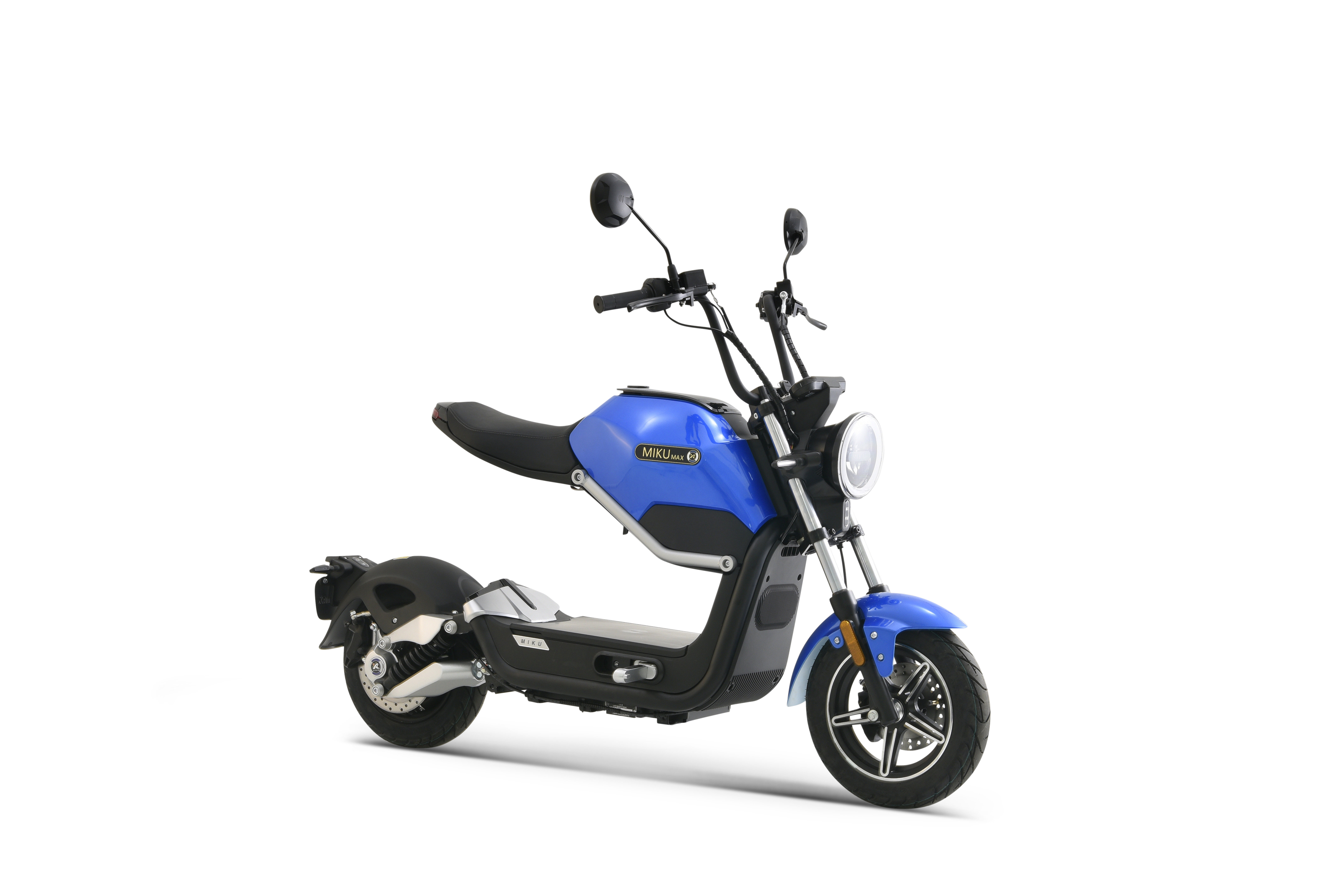 Miku Max Betaalbare Hippe Elektrische Scooter